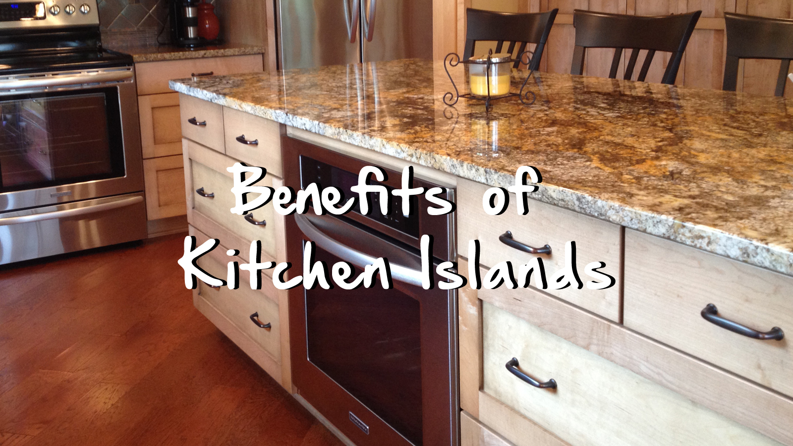 6 Benefits Of Kitchen Islands