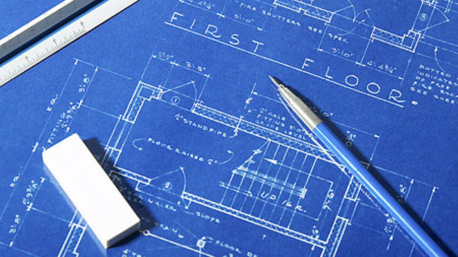 Did you know blueprints home check plus a blueprint is a reproduction of a technical drawing documenting an architecture or an engineering design using a contact print process on light sensitive malvernweather Images